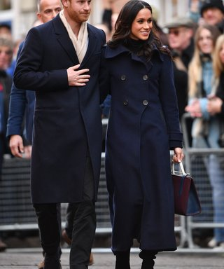Meghan Markle Attends Her First Royal Engagement