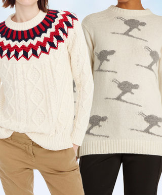 9 Après-Ski Sweaters To Make You Best Dressed at The Lodge