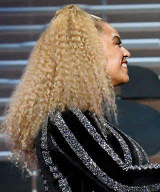 Beyoncé Shows Us How to Wear a Mini Dress During the Winter