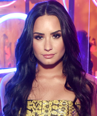 Demi Lovato Gives Us More Proof That Tube Tops Will Be Huge in 2018