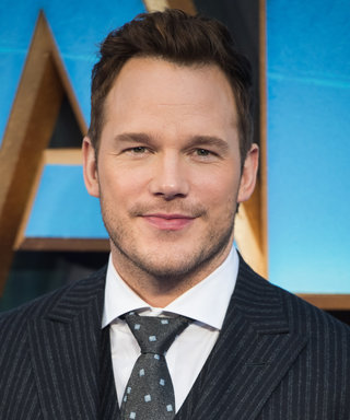 Cool Dad Chris Pratt Takes His Son Jack Courtside at a Basketball Game