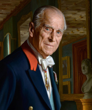 Prince Philip Looks Dapper at 96 in New Royal Portrait