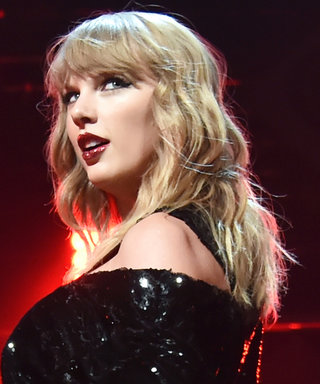 Taylor Swift Slow-Danced with Her Boyfriend at an Ed Sheeran Show