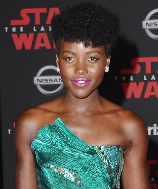 Lupita Nyong'o's Latest Red-Carpet Look Deserves to Be Framed and Put in a Museum