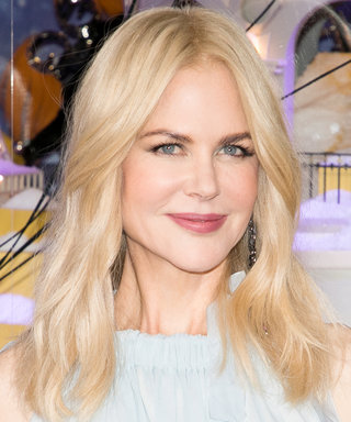 Nicole Kidman Has a Brown Bob on Set and She's Virtually Unrecognizable
