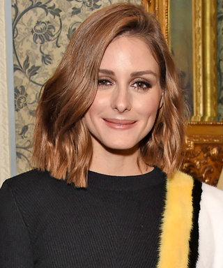 Olivia Palermo Demonstrates the Easiest Way to Spruce Up a Black Sweater