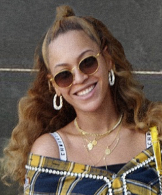 Beyoncé Will Put Your Flannel Shirt to Shame with Blinged-Out GucciNumber