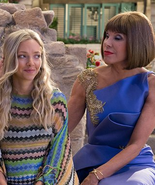 Cher Goes Platinum Blonde in Mamma Mia! Sequel's First Trailer