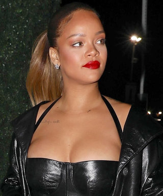 Rihanna Just Wore the Party Dress That Fashion Girls Are Obsessed With