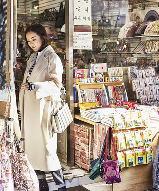 Yoyo Cao: The One Woman Social Media Machine Takes You To Seoul