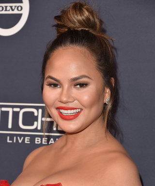 Chrissy Teigen And Her Family Pose In Matching Christmas Pyjamas - In January