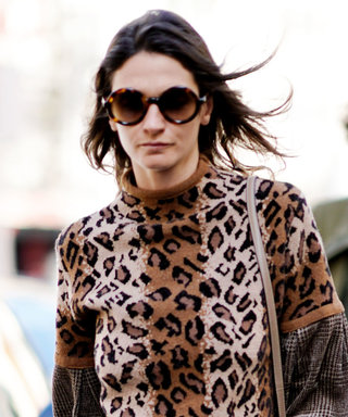 How to Wear Leopard the Cool-Girl Way