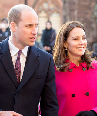 Kate Middleton Reworks a Bright Pink Coat from Her Pregnancy with Princess Charlotte