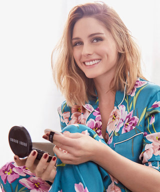 Olivia Palermo Got Us Hooked on This Weightless Matte Foundation