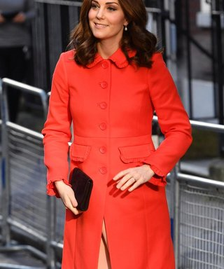 Her Royal High Streetness: Kate Wears £220 Boden Coat