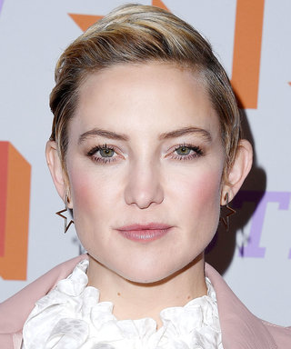 Daily Beauty Buzz: Kate Hudson's Slicked-Back Pixie Cut