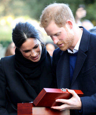 Meghan Markle and Prince Harry Received a Thoughtful Wedding Gift from their Mini-Mes
