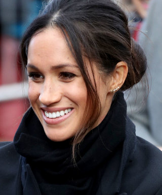 Did You Notice That Meghan Markle Just Wore Two Mismatched Earrings?