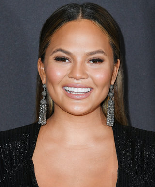 Pregnant Chrissy Teigen Wows in Shimmery LBD at Lip Sync Battle Live