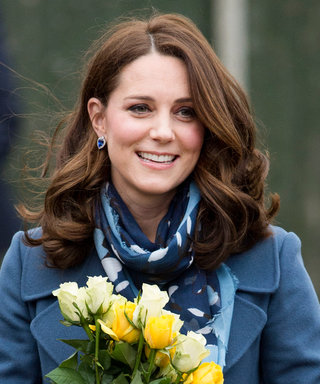 Kate Middleton Looks Regal in Sportmax Coat She Wore While Pregnant with Princess Charlotte