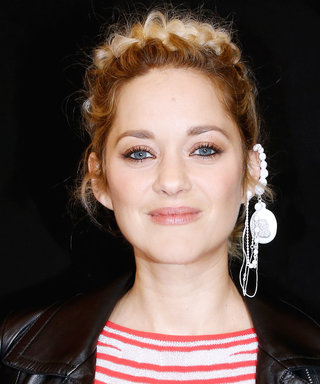 Daily Beauty Buzz: Marion Cotillard's Messy Braided Updo