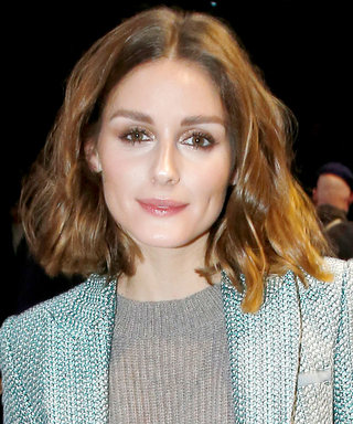 How Olivia Palermo Made Ripped Jeans Look Totally Chic at a Couture Runway Show