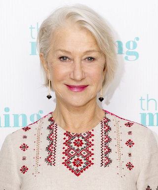 Helen Mirren Nails the Number One Fashion Tip That'll Make You Look Younger