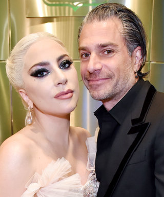 You Probably Missed Lady Gaga and Christian Carino's Adorable PDA at the Grammys