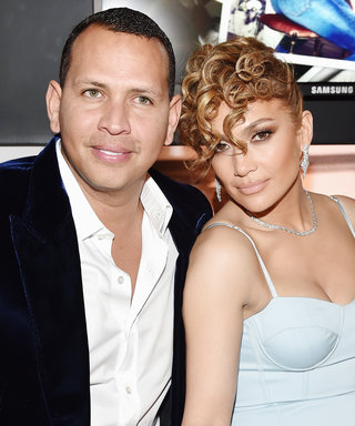 J-Rod Channels Old Hollywood Glam for a Lavish Date Night