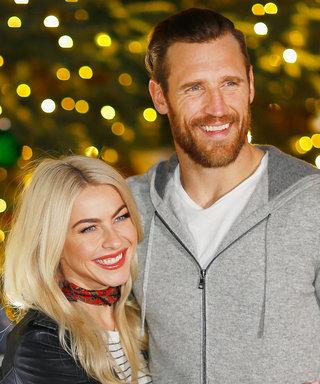 """Here's Proof Brooks Laich Knew Julianne Hough Was """"the One"""" Before They Were Dating"""