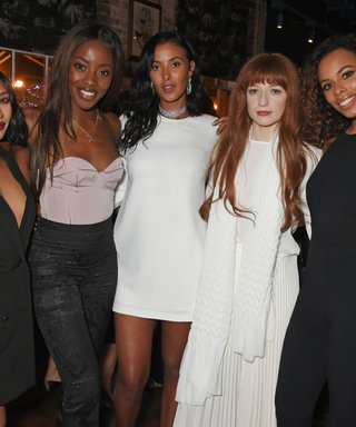 See Every Single Celebrity Who Came To Our InStyle EE Rising Star Party