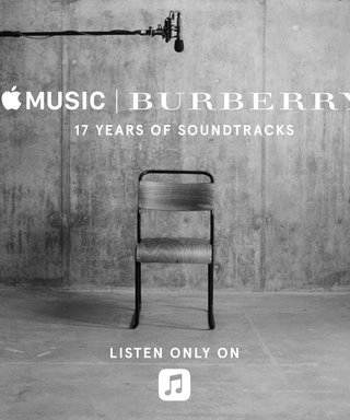 You Can Now Listen To All The Burberry Show Soundtracks From The Past 17 Years