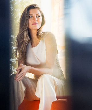 Why Gisele Bündchen Chose to Model Fully Clothed for Her Latest Lingerie Shoot