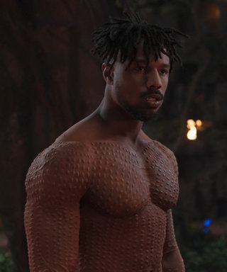 Black Panther Pwhar! Michael B. Jordan On The Undies Underneath His Cat Suit