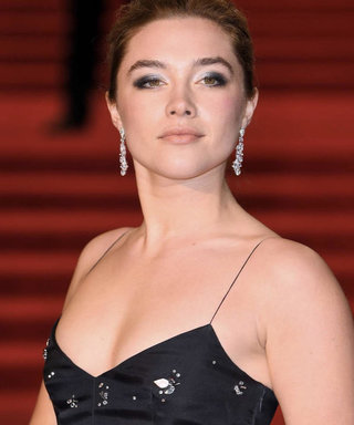 Here's Precisely How To Do Florence Pugh's BAFTA Smokey Eye