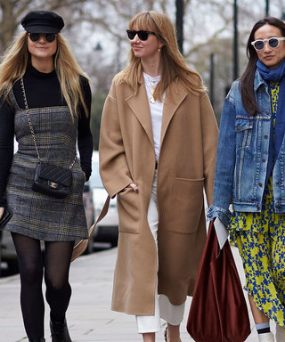 The Street Style Looks You'll Want To Steal From London Fashion Week AW18