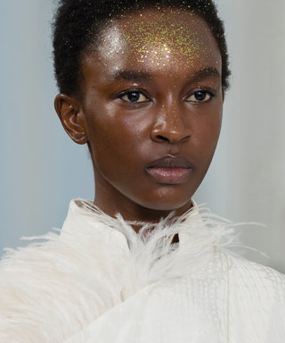 There's A New Way To Wear Glitter...