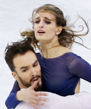 The French Ice Dancers Who Suffered a Wardrobe Malfunction Came Back to Win an Olympic Medal