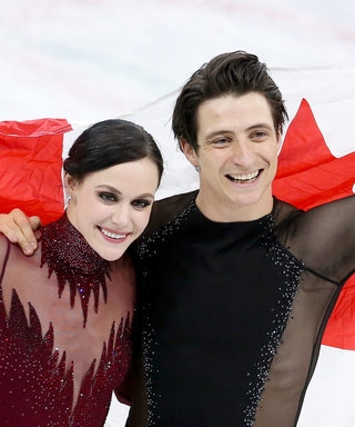 Figure Skaters Tessa Virtue and Scott Moir Made History with Their Moulin Rouge Gold Medal Performance