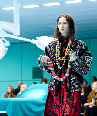 Gucci Gets Gory, But With New Trends Galore