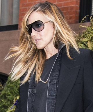 Sarah Jessica Parker Uses This Simple Trick to Make Jeans Look Fancy