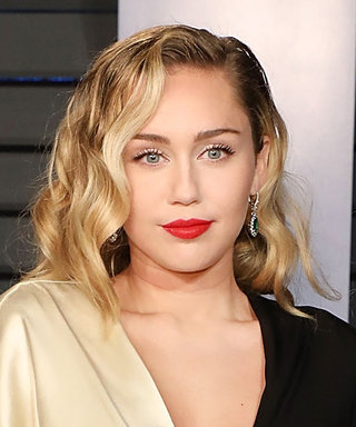 Miley Cyrus Shut Down the Oscar After Party in a Must-See Dress