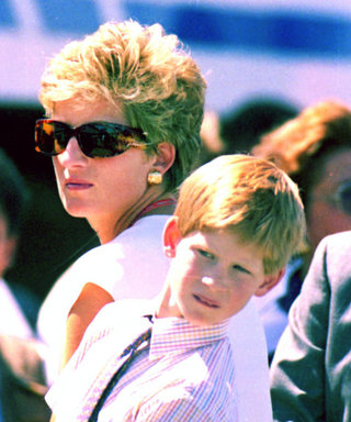 25 Years Later, Prince Harry Returns to a Place He Admired with Princess Diana