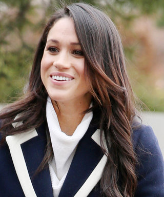 Wow! Meghan Markle Wore a $300 J.Crew Coat