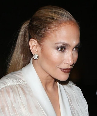 Jennifer Lopez Teaches Us How to Make Jeans Sexy for Date Night