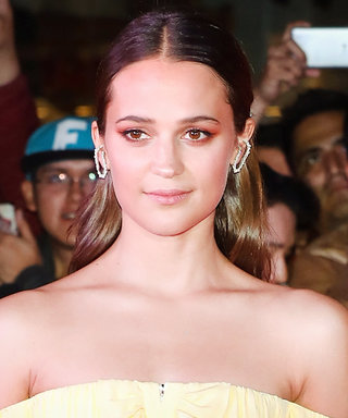 Alicia Vikander Shows Us How to Master the Color of the Season