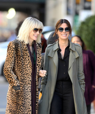 Cate Blanchett Reveals She Got a Foreskin Facial with Sandra Bullock