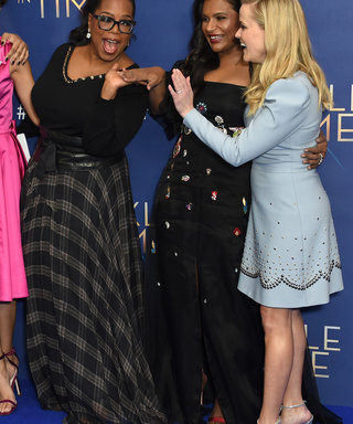 WATCH: Oprah, Reese & Mindy Are Destiny's Child 2.0 & Idris Elba Can't Handle It