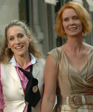 Sex and the City Star Cynthia Nixon Is Officially Running For Governor of New York