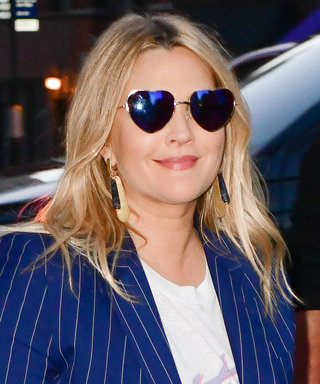 Drew Barrymore Found the Statement Accessory We All Need for Spring